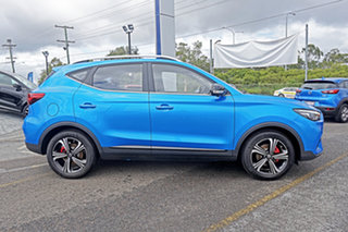 2020 MG ZST MY21 Excite Blue 6 Speed Automatic Wagon.