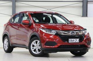 2020 Honda HR-V MY21 VTi Passion Red 1 Speed Constant Variable Hatchback.