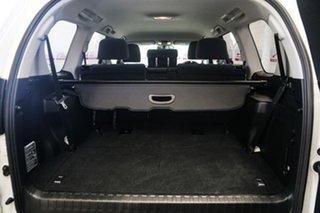 2014 Toyota Landcruiser Prado KDJ150R MY14 GXL Glacier White 5 Speed Sports Automatic Wagon