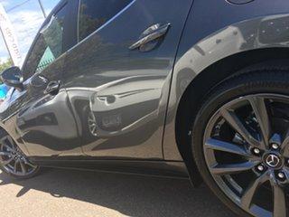 2019 Mazda 3 BP2HLA G25 SKYACTIV-Drive Evolve Grey 6 Speed Sports Automatic Hatchback