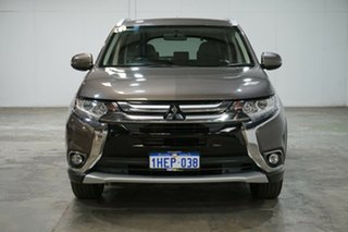 2016 Mitsubishi Outlander ZK MY16 LS 2WD Brown 6 Speed Constant Variable Wagon