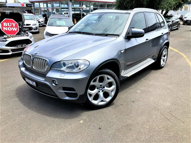 Used BMW X5 E70 MY11 xDrive50i Steptronic Sport Seaford, 2010 BMW X5 E70 MY11 xDrive50i Steptronic Sport Silver 8 Speed Sports Automatic Wagon