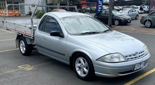 2001 Ford Falcon AU II V8 5.0i XL TRADESMAN 4 Speed Automatic Cab Chassis
