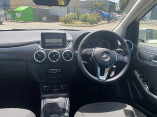 2013 Mercedes-Benz B-Class W246 B180 DCT White 7 Speed Sports Automatic Dual Clutch Hatchback