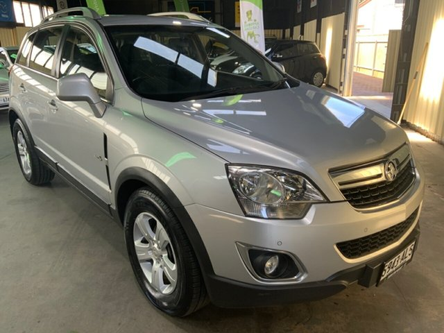 Used Holden Captiva CG Series II 5 (4x4) Hampstead Gardens, 2011 Holden Captiva CG Series II 5 (4x4) Silver 6 Speed Automatic Wagon