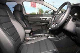 2020 Honda CR-V RW MY21 VTi FWD L7 Platinum White 1 Speed Constant Variable Wagon