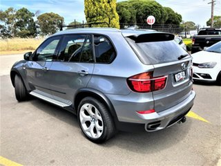2010 BMW X5 E70 MY11 xDrive50i Steptronic Sport Silver 8 Speed Sports Automatic Wagon