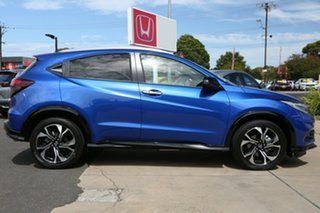 2020 Honda HR-V MY21 RS Brilliant Sporty Blue 1 Speed Constant Variable Hatchback