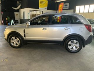 2011 Holden Captiva CG Series II 5 (4x4) Silver 6 Speed Automatic Wagon