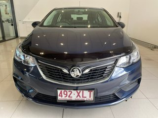 2017 Holden Astra BL MY17 LS Blue 6 Speed Sports Automatic Sedan.