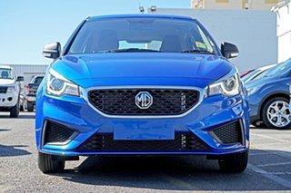 2020 MG MG3 SZP1 MY20 Core Blue 4 Speed Automatic Hatchback.