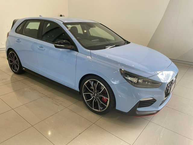 Used Hyundai i30 PDe MY18 N Performance Aspley, 2018 Hyundai i30 PDe MY18 N Performance Performance Blue 6 Speed Manual Hatchback