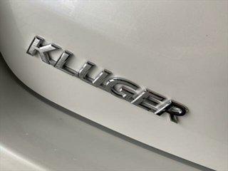 2018 Toyota Kluger GX White Sports Automatic Wagon