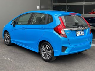 2013 Honda Jazz GE MY13 VTi-S Blue 5 Speed Sports Automatic Hatchback