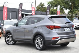 2017 Hyundai Santa Fe DM3 MY17 Highlander Billet Silver 6 Speed Sports Automatic Wagon
