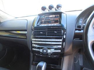 2009 Ford Falcon FG G6E Turbo Grey 6 Speed Automatic Sedan