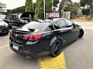 2013 Holden Commodore VF MY14 SS V Redline Black 6 Speed Manual Sedan