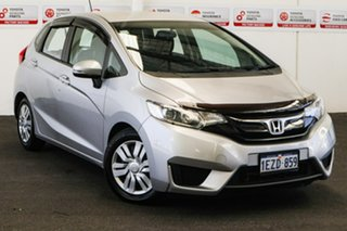 2016 Honda Jazz GK MY16 VTi Continuous Variable Hatchback