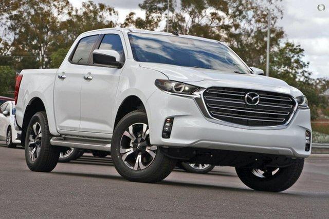 New Mazda BT-50 TFS40J XTR Waitara, 2020 Mazda BT-50 TFS40J XTR White 6 Speed Sports Automatic Utility
