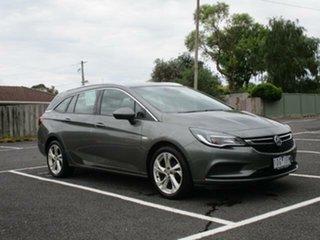 2018 Holden Astra BK LT Cosmic Grey Automatic Sportswagon.