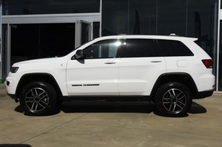 2020 Jeep Grand Cherokee WK MY20 Trailhawk Bright White 8 Speed Sports Automatic Wagon