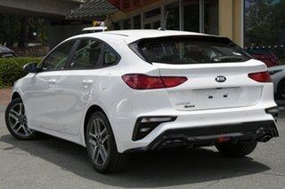 2020 Kia Cerato BD MY21 Sport Snow White Pearl 6 Speed Sports Automatic Hatchback.