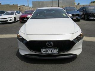 2019 Mazda 3 G20 SKYACTIV-MT Touring Hatchback.