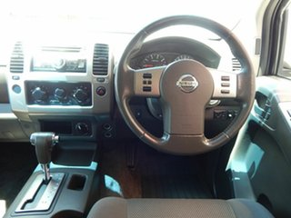 2010 Nissan Navara D40 ST Gold 5 Speed Automatic Utility