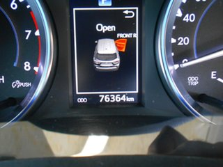 2015 Toyota Kluger GSU55R Grande AWD White 6 Speed Sports Automatic Wagon