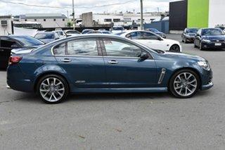 2014 Holden Commodore VF SS-V Blue 6 Speed Automatic Sedan