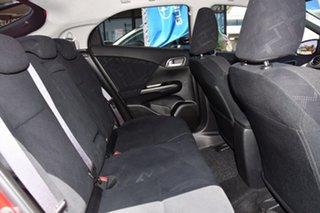 2013 Honda Civic 9th Gen MY13 VTi-LN Red/Black 5 Speed Sports Automatic Hatchback
