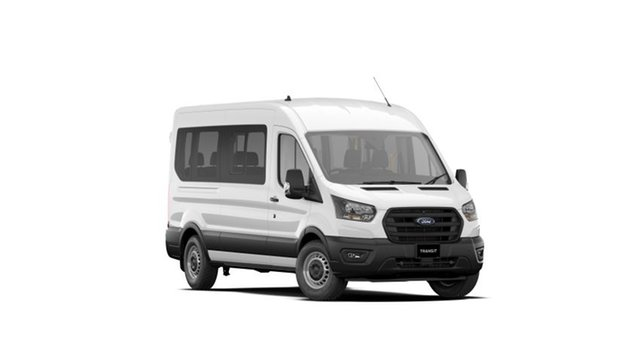 New Ford Transit VO 2021.25MY 410L Springwood, 2021 Ford Transit VO 2021.25MY 410L White 10 Speed Automatic Bus