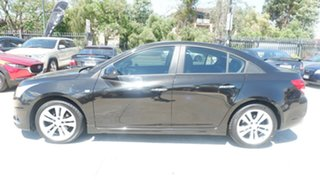 2013 Holden Cruze JH Series II MY13 SRi-V Black 6 Speed Sports Automatic Sedan