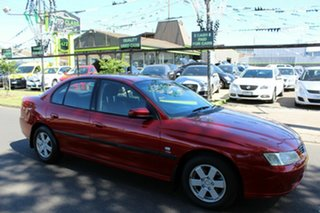 2002 Holden Commodore VY Acclaim Maroon 4 Speed Automatic Sedan