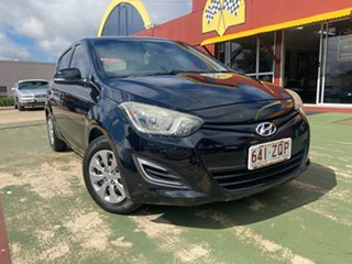 2012 Hyundai i20 PB MY12 Active 4 Speed Automatic Hatchback.