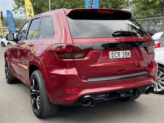 2012 Jeep Grand Cherokee WK MY2013 SRT-8 Red 5 Speed Sports Automatic Wagon