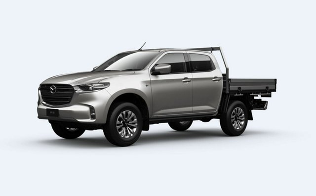 New Mazda BT-50 TFR40J XT 4x2 Toowoomba, 2020 Mazda BT-50 TFR40J XT 4x2 6 Speed Sports Automatic Cab Chassis