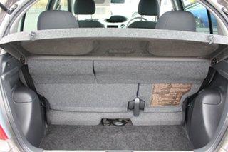 2004 Toyota Echo NCP10R MY03 Grey 4 Speed Automatic Hatchback