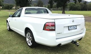 2011 Holden Ute VE II MY12 Omega White 6 Speed Sports Automatic Utility