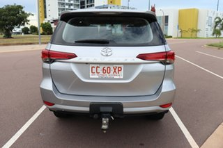 2016 Toyota Fortuner GUN156R GX Silver Sky 6 Speed Manual Wagon
