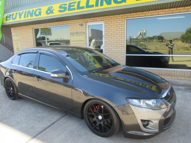 Used Ford Falcon FG G6E Turbo Mandurah, 2009 Ford Falcon FG G6E Turbo Grey 6 Speed Automatic Sedan