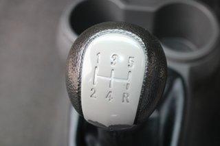 2013 Holden Barina Spark MJ MY13 CD Red 5 Speed Manual Hatchback