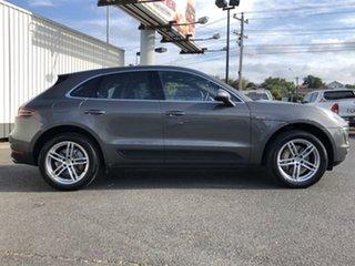 2014 Porsche Macan 95B MY15 S PDK AWD Diesel Grey 7 Speed Sports Automatic Dual Clutch Wagon