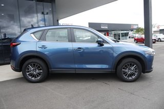 2020 Mazda CX-5 KF2W7A Maxx SKYACTIV-Drive FWD Sport Blue 6 Speed Sports Automatic Wagon