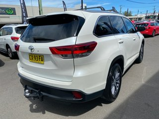 2018 Toyota Kluger GSU50R GXL 2WD White 8 Speed Sports Automatic Wagon