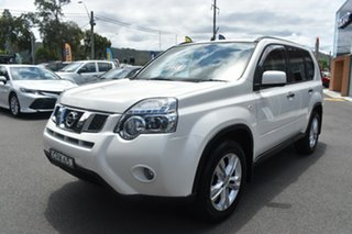 2013 Nissan X-Trail T31 Series V ST-L Snow Storm 1 Speed Constant Variable Wagon