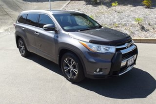 2016 Toyota Kluger GSU55R GXL AWD Grey 6 Speed Sports Automatic Wagon.