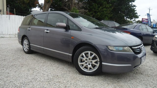 Used Honda Odyssey 3rd Gen Luxury Seaford, 2005 Honda Odyssey 3rd Gen Luxury Mauve 5 Speed Sports Automatic Wagon