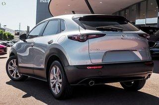 2020 Mazda CX-30 DM2W7A G20 SKYACTIV-Drive Evolve Silver 6 Speed Sports Automatic Wagon