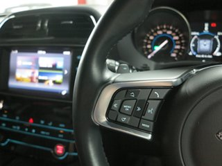 2018 Jaguar F-PACE X761 MY18 R-Sport Grey 8 Speed Sports Automatic Wagon